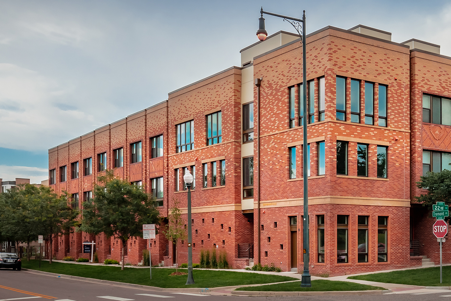 Tremont Townhomes